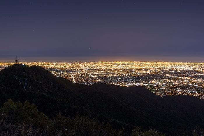 منظر من جبل