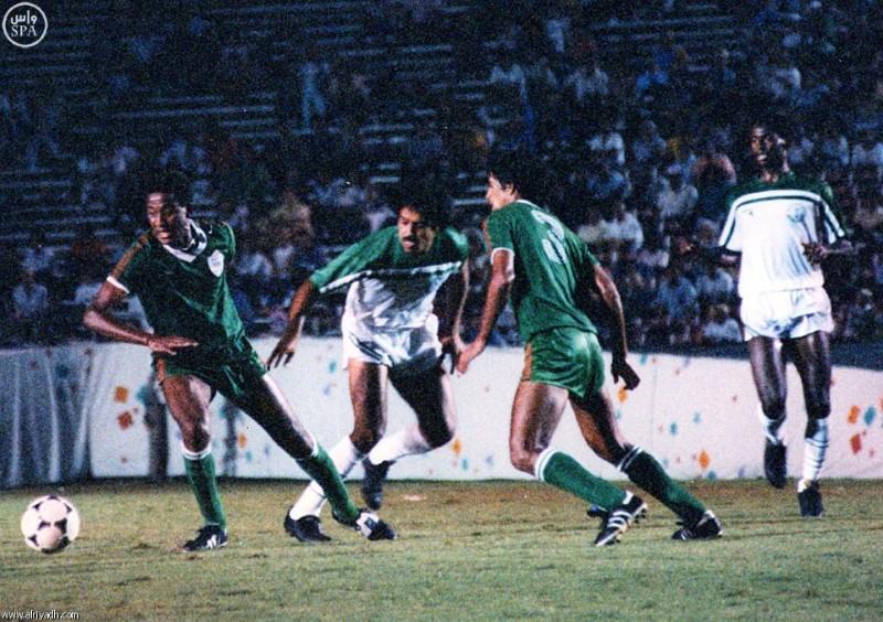 المنتخب السعودي الأولمبي قديماً
