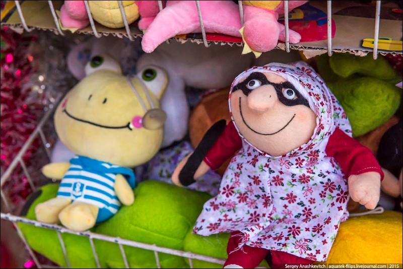ألعاب الأطفال في إيران