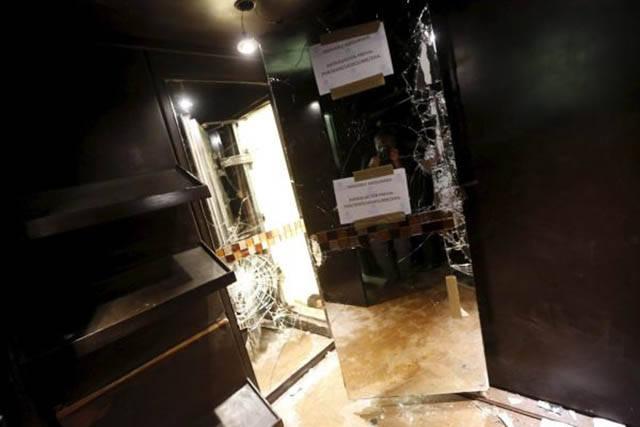 مكان اختباء تاجر المخدرات المكسيكي