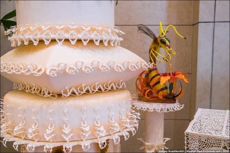 أجمل قوالب الكيك للزفاف