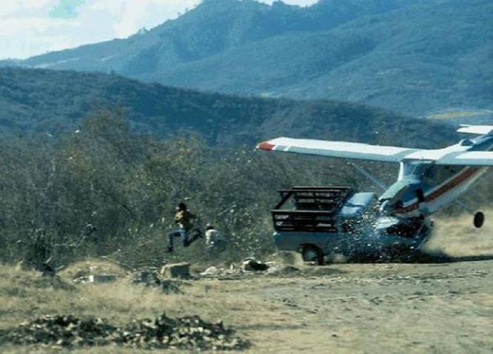 أسوأ حوادث الطائرات