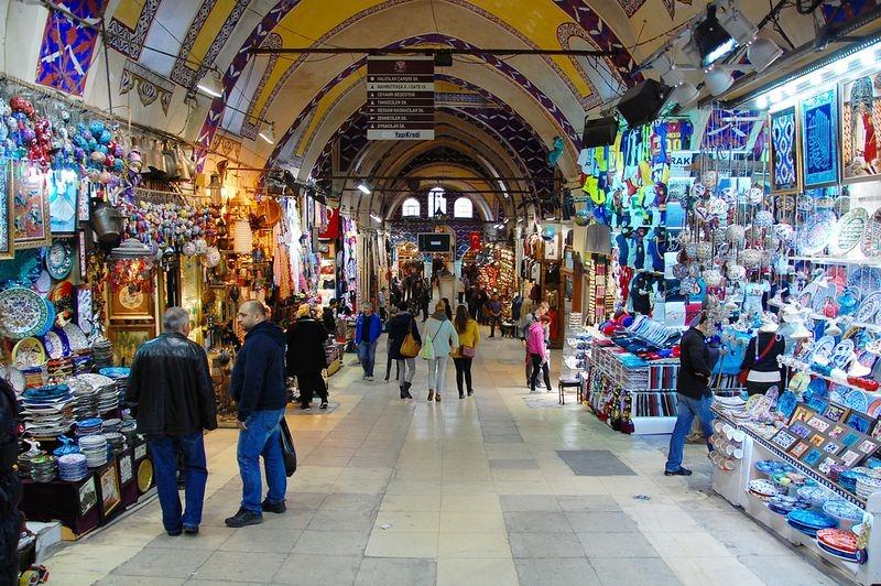 بازار إسطنبول الكبير