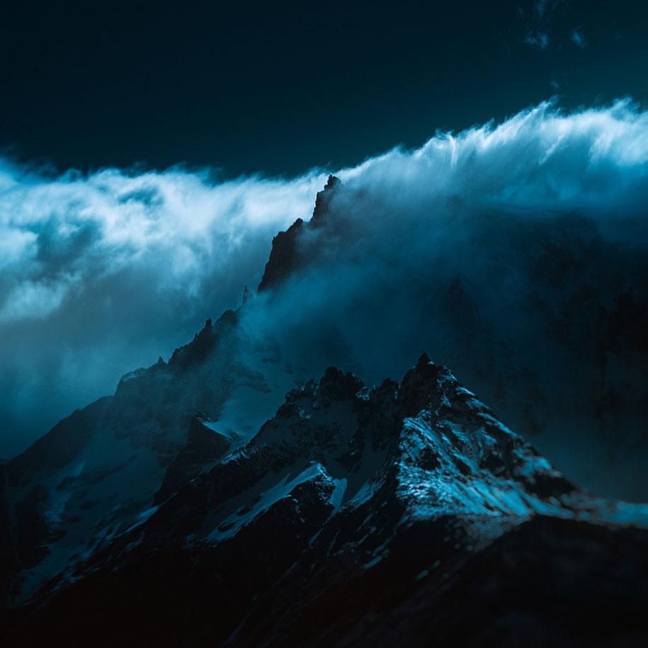 صورة باتاجونيا حافة العالم