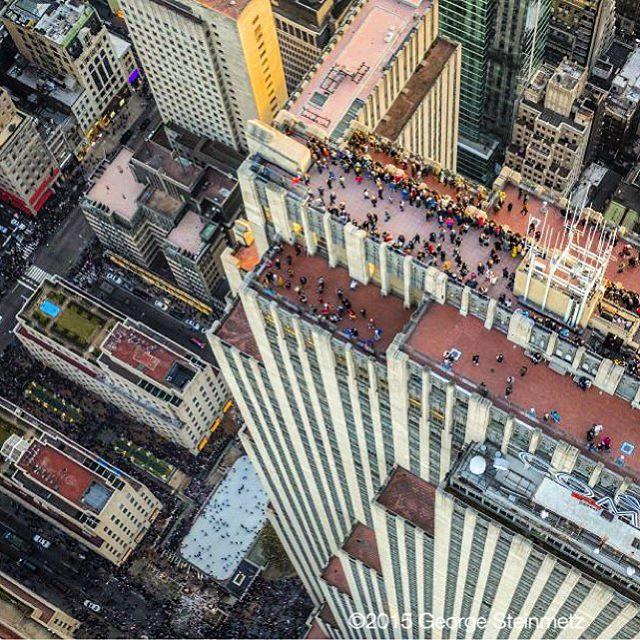 مدينة نيويورك من منظور مختلف