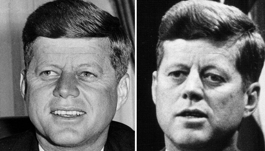 رؤساء أمريكا قبل وبعد