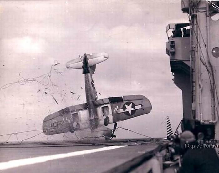 حادث طائرة