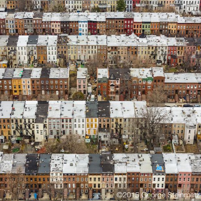 نيويورك من أعلى