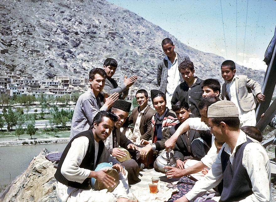 صور نادرة لأفغانستان