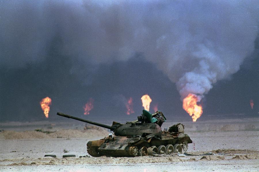 حرب تحرير الكويت