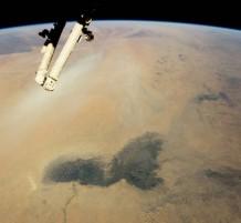 الصور الجوية للأرض