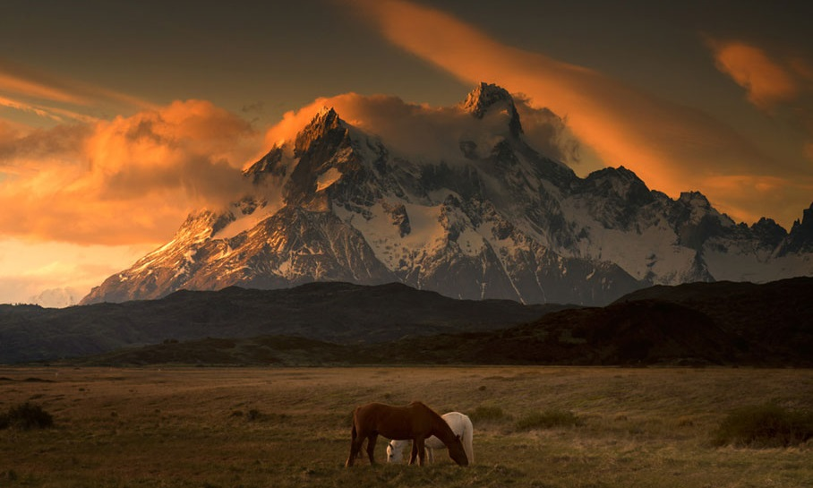 Patagonia The Edge Of The World