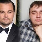 Russian Version Of Leonardo DiCaprio
