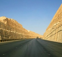 Saudi Arabian Highways
