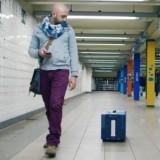 حقيبة سفر ذكية