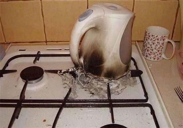 محاولات طبخ