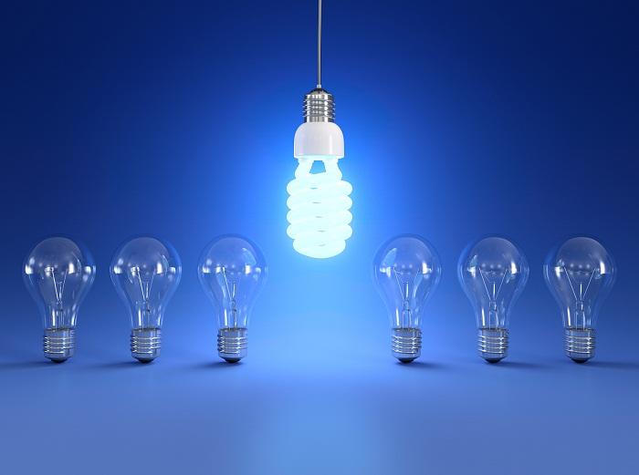مصابيح موفرة للطاقة