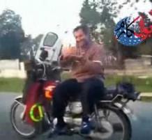 قيادة خطرة