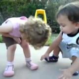 ظرافة الأطفال