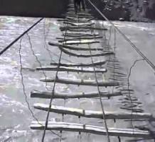 أخطر جسر في العالم