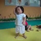 طفل ظريف