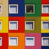 مباني إسطنبول الملونة