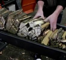 تقطيع الأخشاب