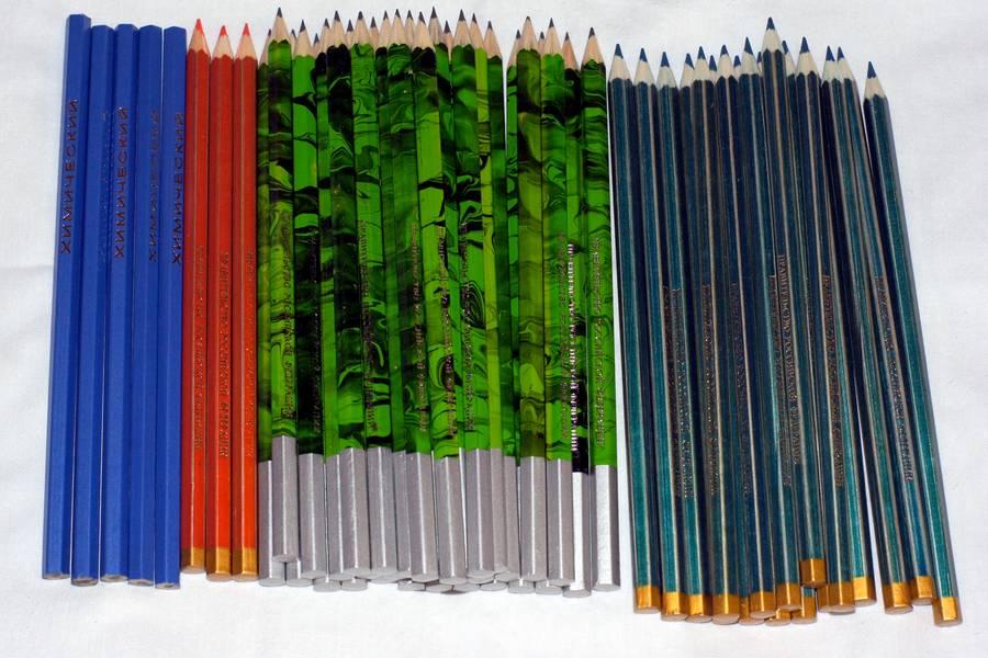 صناعة أقلام الرصاص