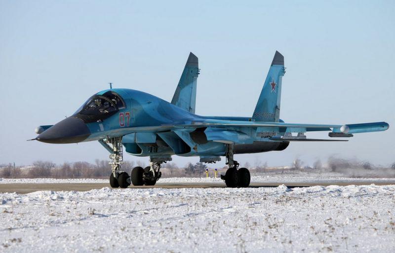 السوخوي سو-34