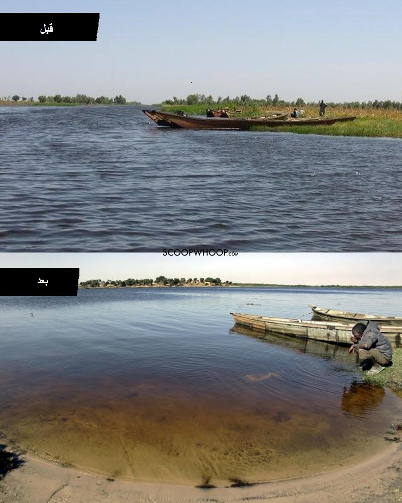 بحيرة تشاد