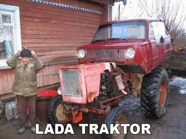 تراكتور