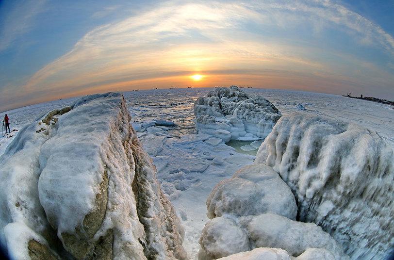 جليد البحر