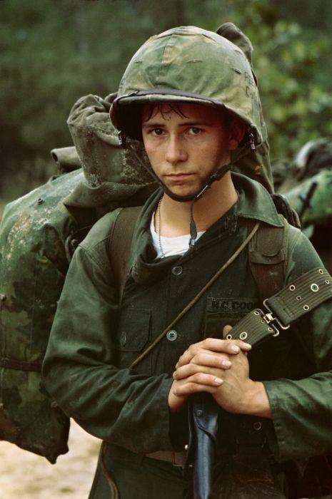 جندي حرب فيتنام