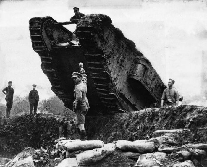 دبابة فرنسية
