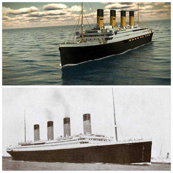سفينة تيتانيك 2