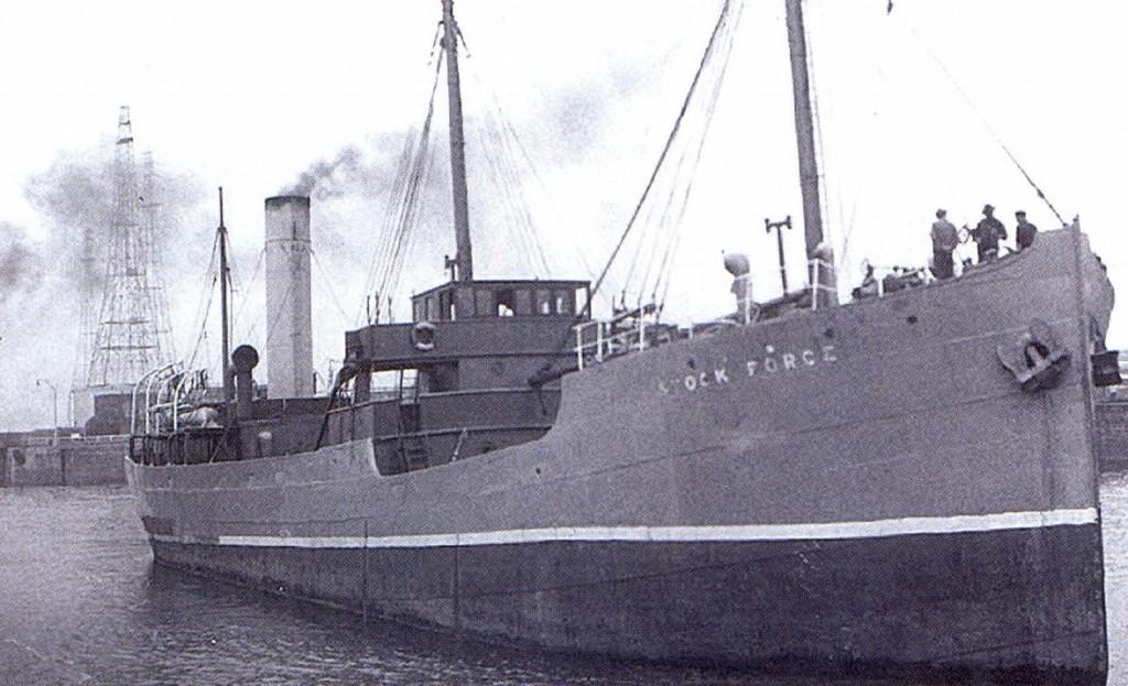 سفينة قديمة