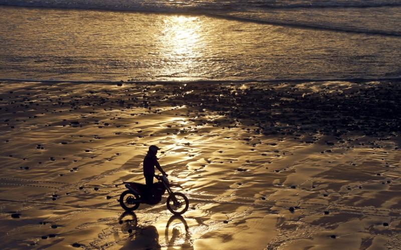 شاطئ فرنسا