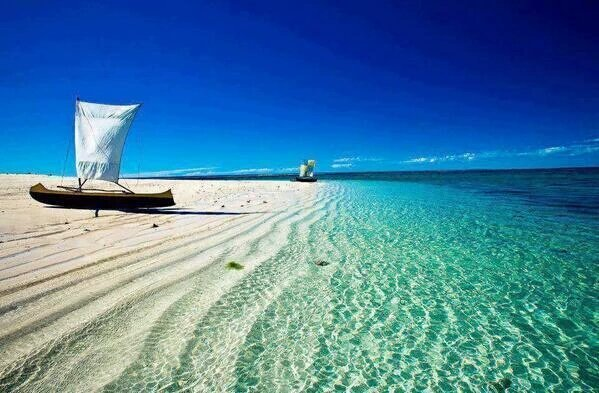 شاطئ مدغشقر