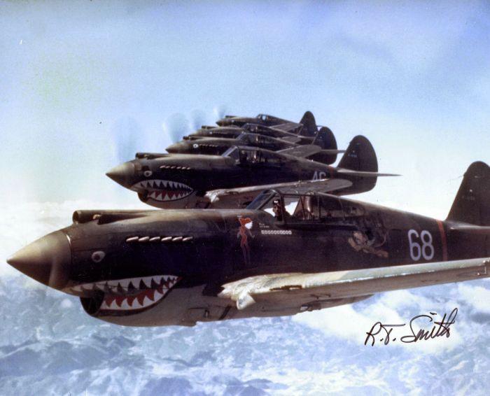 طائرات النمر الطائر