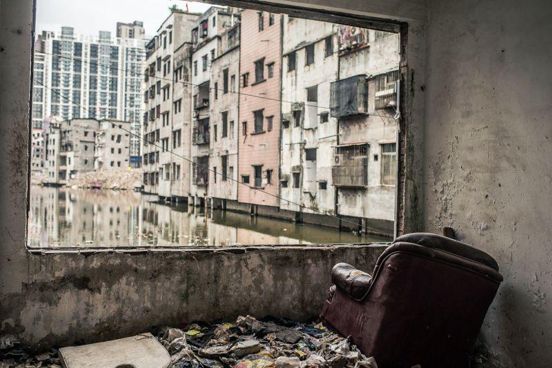 قرية صينية قديمة