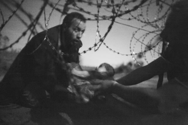 لاجئون في صربيا