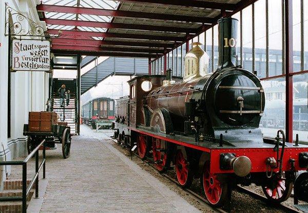 متحف السكك الحديدية