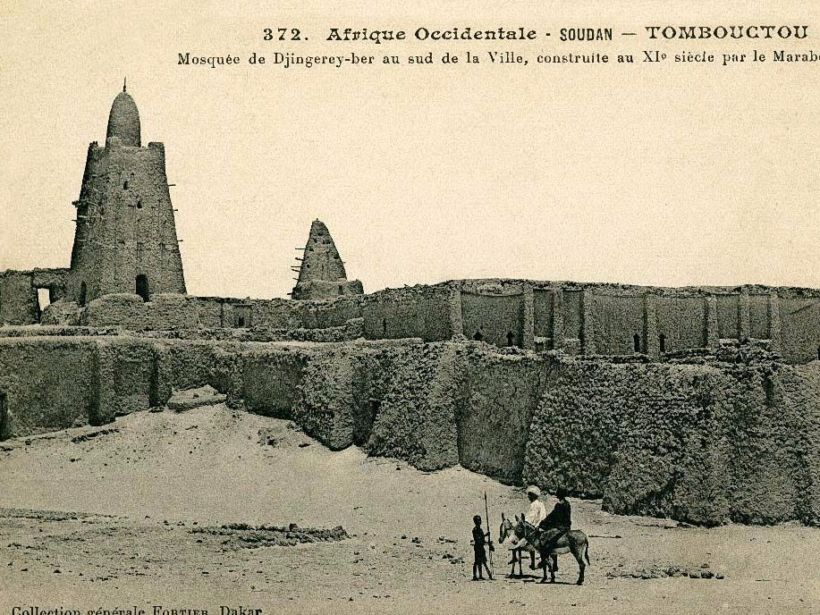 مسجد جينجريبر