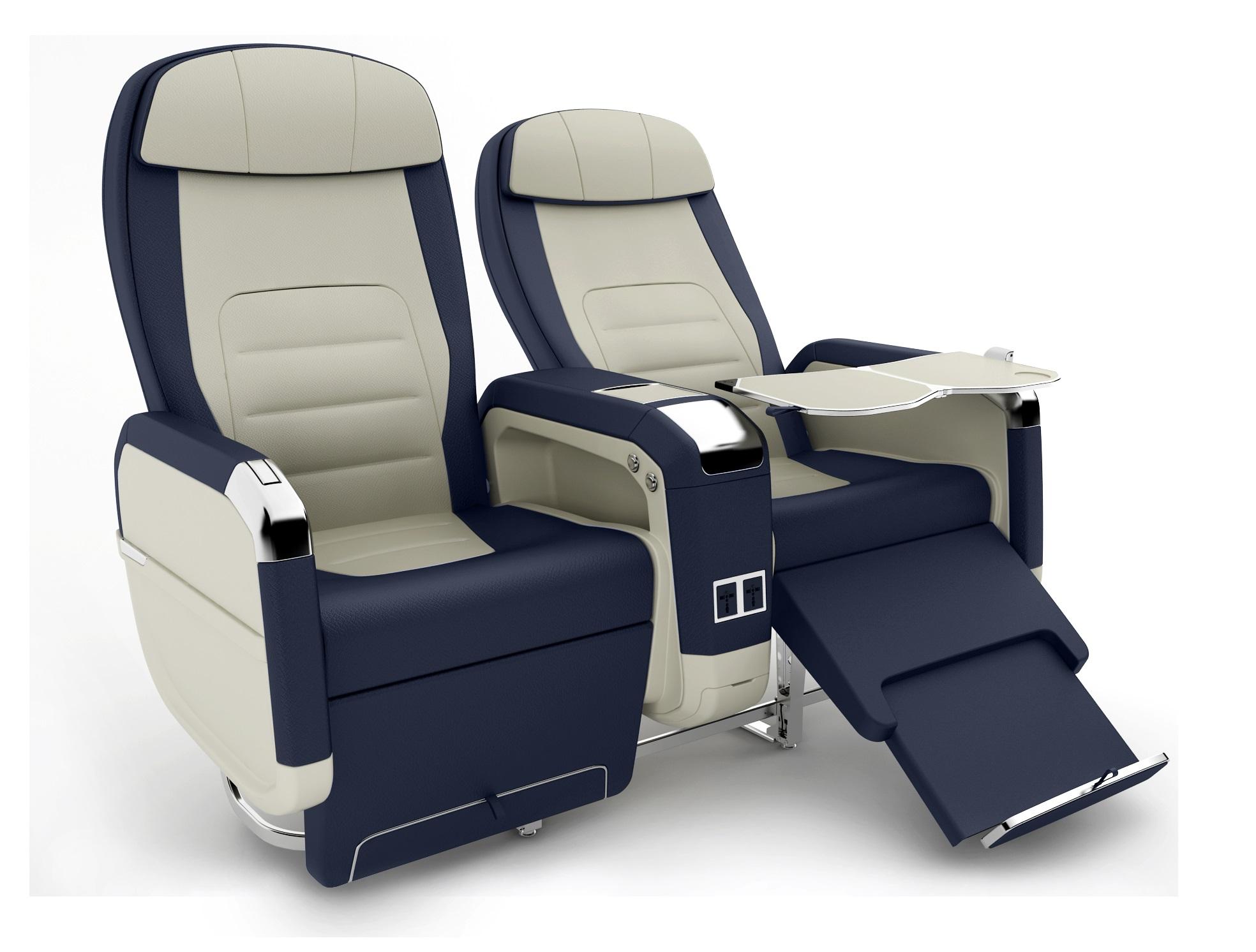 مقعد طائرة