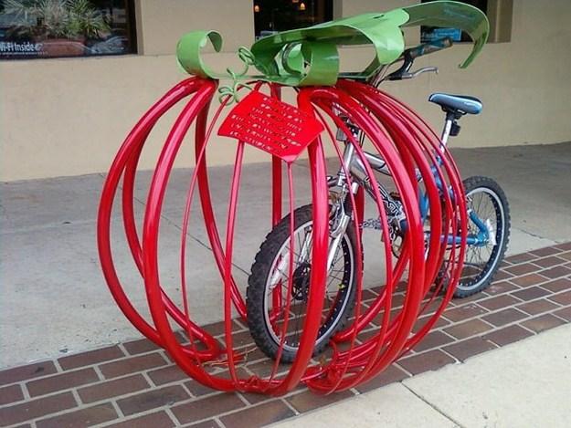 مواقف الدراجات
