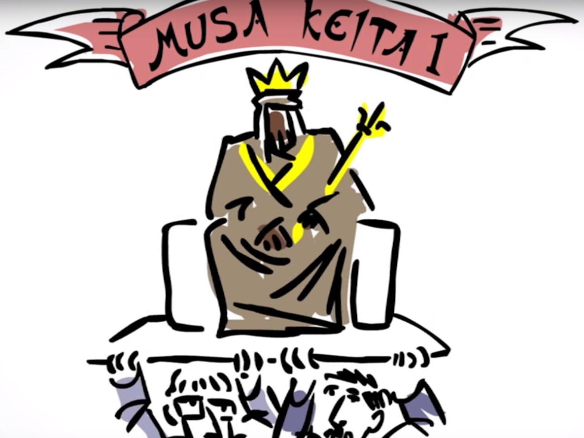 موسى كيتا الأول