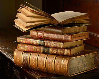 الجرايد والكتب القديمة تتحول لل أصفر