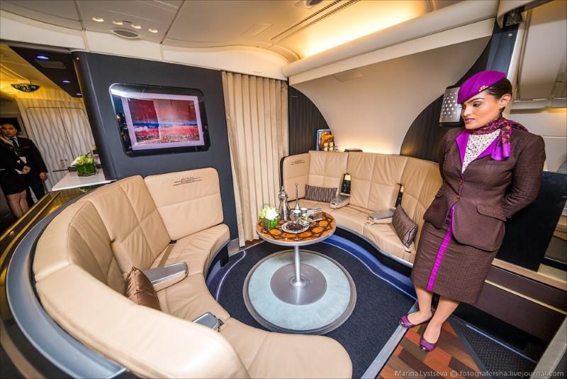 درجة رجال الأعمال في الطائرات