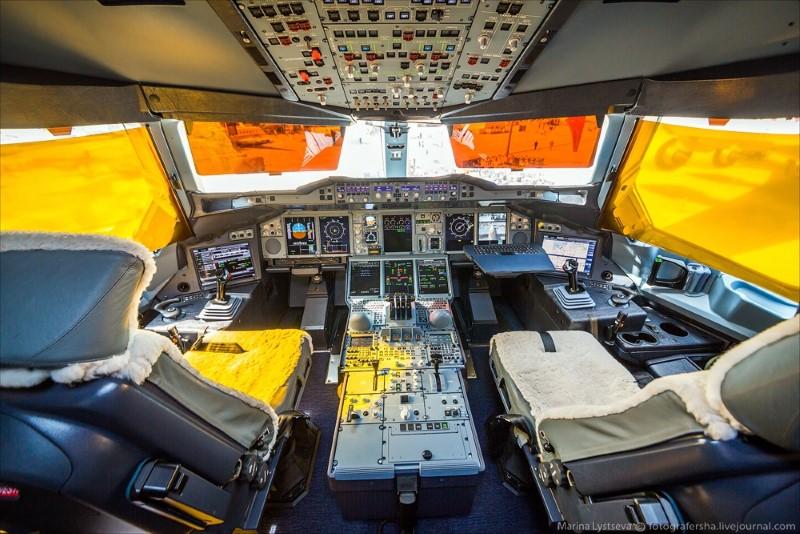 أجمل طائرات الاتحاد