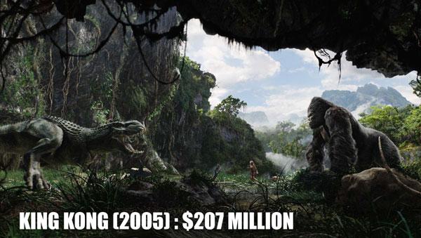 أفلام بميزانيات ضخمة
